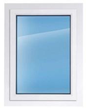 Пластиковое окно REHAU 1300×900 мм глухое производство пластиковых окон