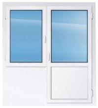 Балконный блок KBE эксперт 1600×2150 мм