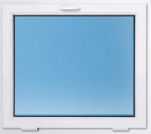 Пластиковое окно KBE эксперт 500×500 мм