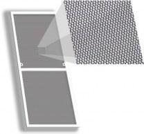 Москитная сетка Стандарт на окно 450×1500 мм